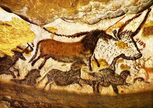 Animation et reconstitution pr historique au paleolithique n olithique homo - Histoire de la sculpture ...