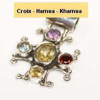 Boutique achat et vente de bijoux, articles, objets et accessoires religieux, croix chrétiennes, hamsa, khamsa, mains de fatima toutes époques et toutes cultures