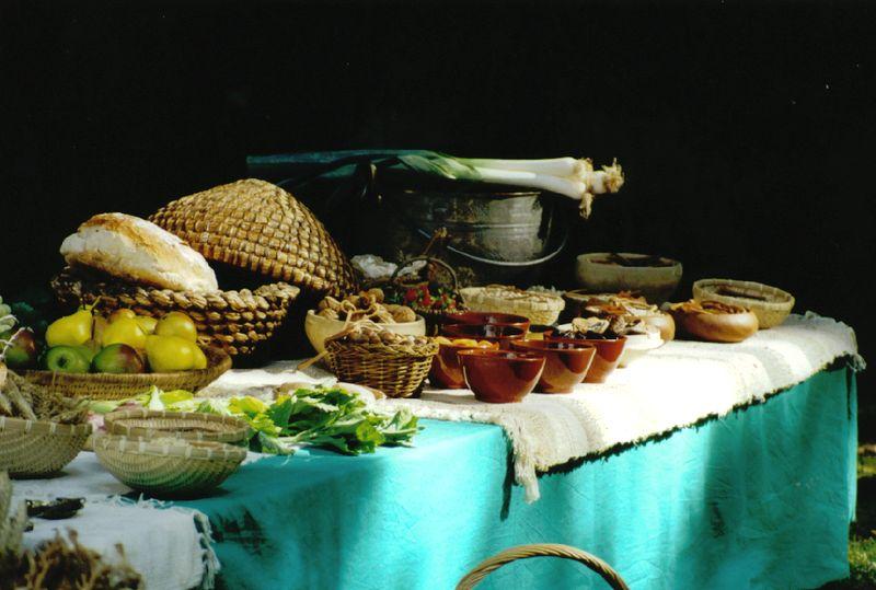 Les voyageurs du temps animation organisation f tes - Cuisine romaine antique ...