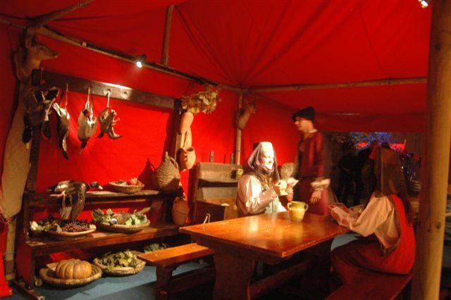Location et animations taverne m di vale auberge du moyen - Decoration moyen age ...