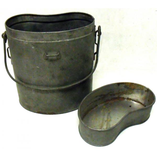 La Gamelle du Soldat pendant la WW1 . Boutheon-de-poilu-1915-1939