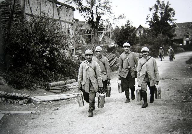 La Gamelle du Soldat pendant la WW1 . Popotte1