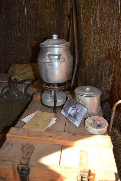 La Gamelle du Soldat pendant la WW1 . Vienne-expo-14-18-barda%20(90)